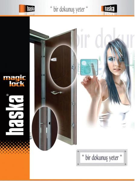 Magic Lock Tonton Çilingir